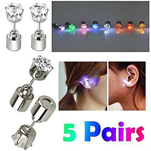 Glow Stick Earrings - 3