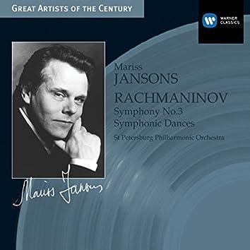 Rachmaninov: Symphony No.3, Op.44 & Symphonic Dances, Op.45