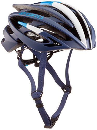 Giro Erwachsene Aeon Fahrradhelm, Matte Blue, S