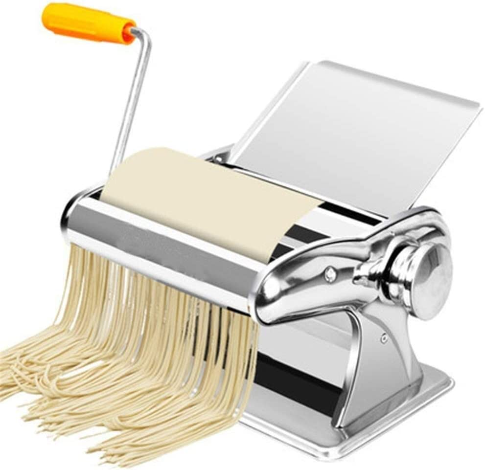 Manufacturer direct delivery YUXIwang Pasta Machine Stainless Max 82% OFF Steel Maker