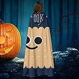 OJIPASD Schöner Keks You Look Nice Unisex Weihnachten Halloween Hexe Ritter Kapuzenmantel Vampir Umhang Umhang Cosplay Kostüm