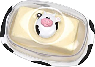 Joie Moo Moo Butter Keeper, Cow Butter Dish