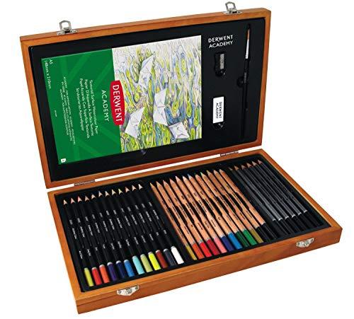 DERWENT Academy 2300147- Set Colori Arte in Scatola di...