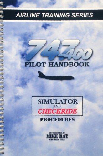 747-400 Pilot Handbook (B/W)