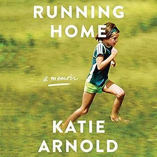 Running Home audiobook cover art