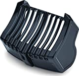 Kuryakyn 6418 Motorcycle Accent Accessory: Precision Oil Cooler Cover for 2017-19 Harley-Davidson Motorcycles, Gloss Black