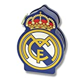 Hucha metal escudo 18x13x6cm de Real Madrid