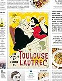 Les carnets de cuisine de Toulouse Lautrec - S'encanailler à Paris