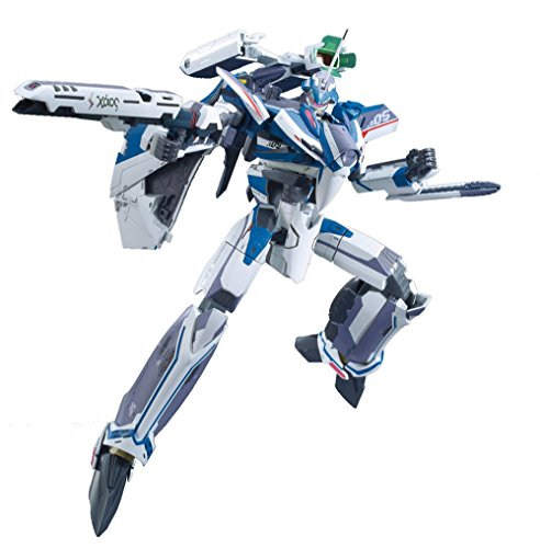 Bandai Japan Action Figures - Macross Delta VF-31J Siegfried (Hayate Immermann Machines) 1/72 Scale Plastic modelAF27