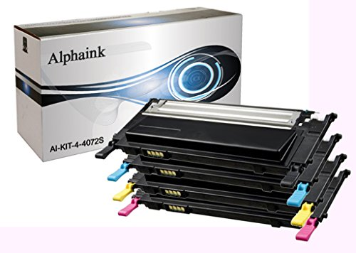 Toner AI-KIT-4-4072S 4 Alphaink compatibile con Samsung CLP-320 CLP-325 CLX 3180 3185 3185FN
