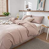 3 Pieces Taupe Bedding Tan Grey ...