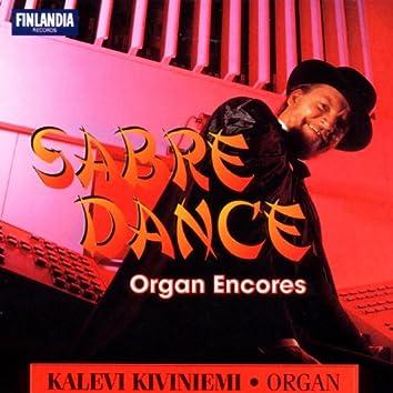 Sabre Dance - Organ Encores