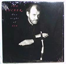 joe cocker one night of sin vinyl