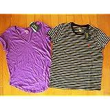 ラルフローレンのボーダーTシャツ 黒×グレー 国内直営店購入