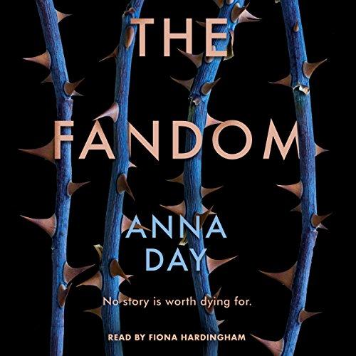 The Fandom audiobook cover art