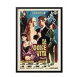 ADNHWAN Das süße Leben La Dolce Vita Federico Fellini