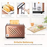 Housmile 2-Scheiben Toaster - 5