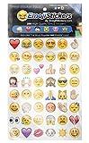 Boxer Emoji-Aufkleber, 6Bögen