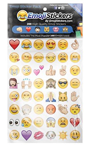 Price comparison product image Emojistickers Most Popular Emojis