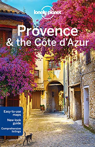 Lonely Planet Provence & the Cote d\'Azur (Regional Guide)