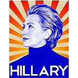 FGVB Hillary Clinton Präsident Vintage Poster Wohnzimmer