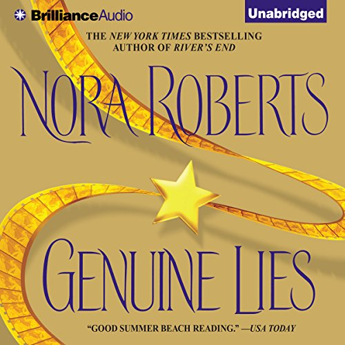 Genuine Lies                   Written by:                                                                                                                                 Nora Roberts                               Narrated by:                                                                                                                                 Joyce Bean                      Length: 19 hrs and 32 mins     15 ratings     Overall 4.5
