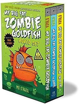 My Big Fat Zombie Goldfish Boxed Set [Paperback]