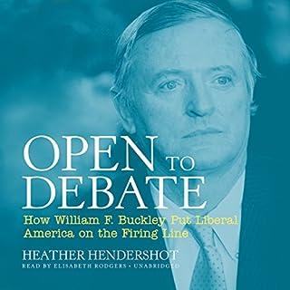 Open to Debate cover art