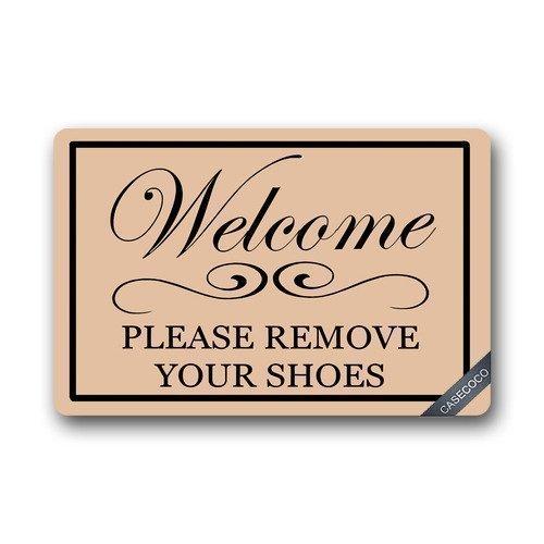 Gala Pak uw Schoenen Deurmat Cover Tapijt Outdoor Indoor Vloermatten Niet Slip Machine Wasbaar Decor Badkamer Matten 15.7x23.6inches,40x60cm