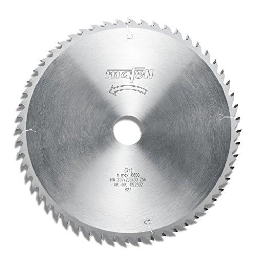 Mafell Sägeblatt 237x 1,8/2,5x 30 mm, Z 56, WZ 092592