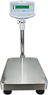 Adam Equipment GBK 16a Bench Check Weighing Scale, 16lb/8000g Capacity, 0.0002lb/0.1g Readability