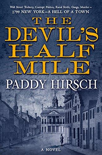 Image of The Devil's Half Mile: A Novel (Justice Flanagan)