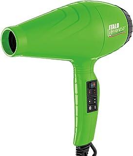 BaBylissPRO Italo Luminoso 2100W Hair Dryer, Green, 865 g