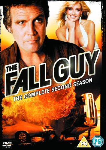 The Fall Guy Season 2 DVD