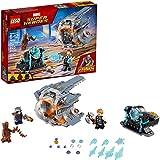 LEGO Marvel Super Heroes Avengers: Infinity War Thor's Wear's Quest 76102 Kit de construcción (223 piezas)