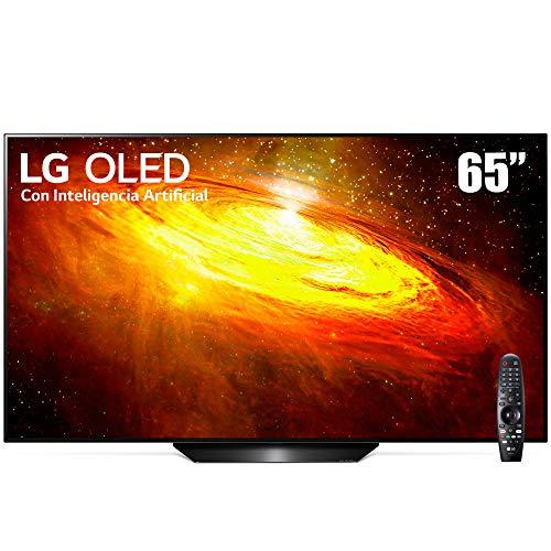 TV LG 65' 4K Smart TV Oled Oled65Bxpua 2020