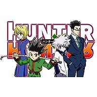 ハンター×ハンターアニメマンガジグソーパズル300/500/1000/1500大人のためのピースリラックス楽しいゲームおもちゃギフト (Size : 1500Pieces)