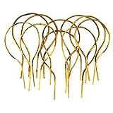 15 in.Bamboo Loop Stakes (10 Pack)