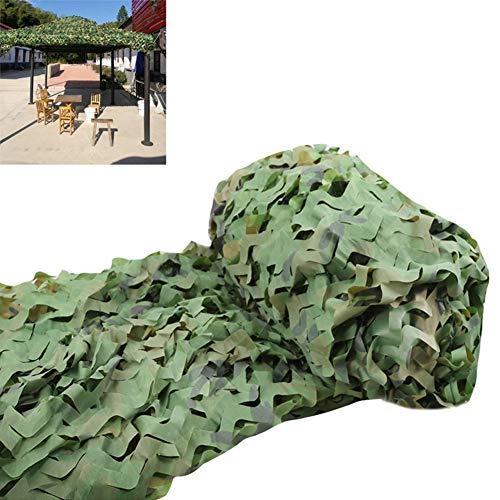 Herxy Red de Camuflaje Militar - Malla de Camuflaje de Jungla, para Caza/sombrilla/persianas/decoración/escondite/Camping,1.5/2/3/4/5/6/7/8/9/10/15/20/30m