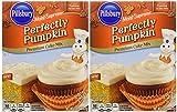 Pillsbury Moist Supreme Perfectly Pumpkin Cake Mix, 15.25 Oz. (2-pack)
