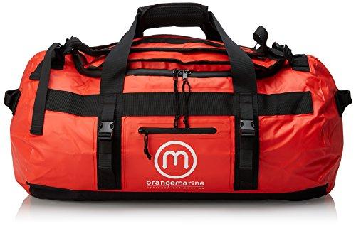 Orangemarine P1210046, Sacca da Viaggio Unisex, Rosso (Rojo), 80 cm
