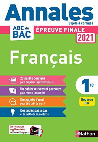Français 1re (Annales ABC du Bac)