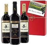 100% Vintage aus Spanien, Weingeschenkset Terra Molino Reserva & Don Pedro de la Vega | Qualitätswein | Weingeschenk zum Geburtstag | Exklusiv & Klassich