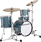 Ludwig Breakbeats By Questlove 4-piece Shell Pack with Snare Drum - Azure Sparkle