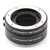 (バシュポ) Pixco オートフォーカスマクロチューブ マイクロ4 3カメラ相応 GH4 GM1 OM-D E-M1 E-M5