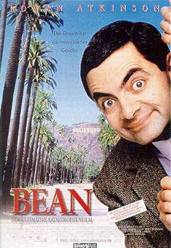 Bean - der ultimative Katastrophenfilm (1997) | original Filmplakat, Poster [Din A1, 59 x 84 cm]