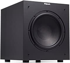 "KLIPSCH 10"" Front-Firing 250w Peak Power Subwoofer (K100-SW)"