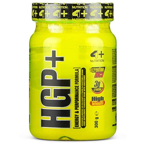 4 Sport Nutrition HGP Förpackning med 1 x 300g – Kreatinhydroklorid och Bockhornsklöver - Vitaminer