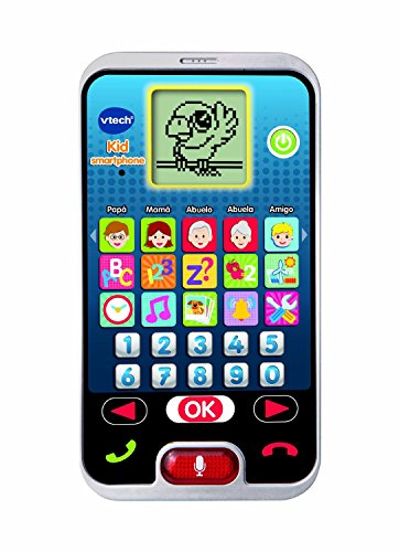 Vtech 80-139322 - Kid Smartphone Teléfono Infantil, Multicolor