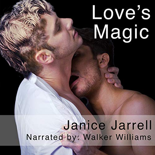 Love's Magic audiobook cover art